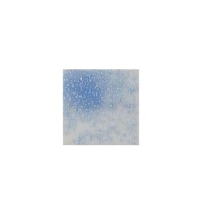Fritte Mosaïque bleu turquoise irisé 96 / 240grs