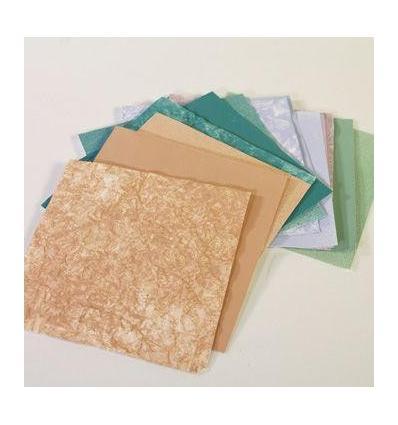 set des papiers no. 55 fusible 12,5 x 12,5