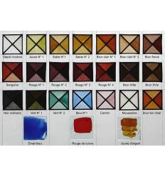 grisaille : Brun ton chair debitus 100grs