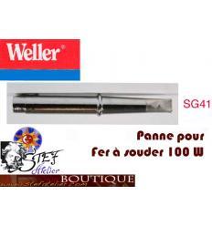 Panne de rechange  tournevis (SG41) pour Weller 100W