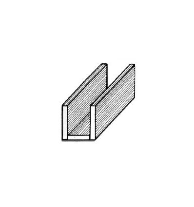 Plomb Vitrail U 4*5 1,8m