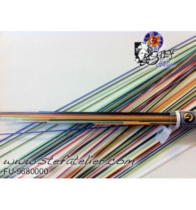 stringers fin Mix de couleurs Systeme 96 / 140grs