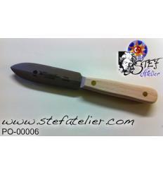 Couteau de masticage