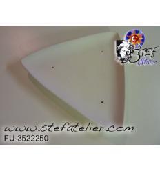 moule Fusing Triangle 20cm de côté