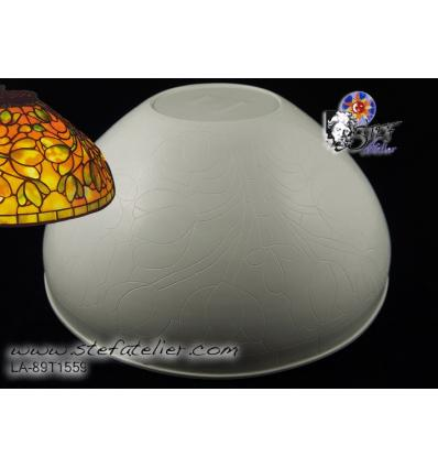 Modèle de chapeau de lampe Tiffany odyssey 36cm diam