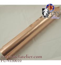 feuille de cuivre 3mx0,32mx0,02mm
