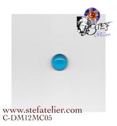 Muggel 12mm turquoise