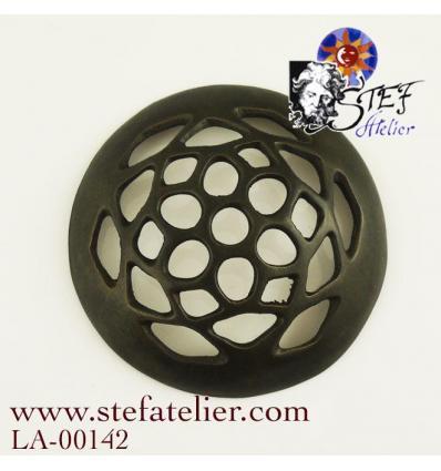 coiffe de lampe tradition 9,2cm de...