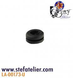1xPasse et protége cable souple pour trou de 9mm