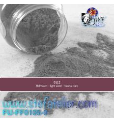 Poudre violet clair transparent pour verre float 250grs