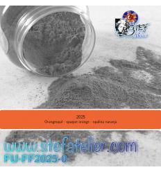 Poudre orange opaque dense pour verre float 250grs
