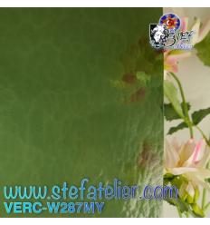 "Verre ""W"" Mystic 287 Vert 26x27cm"