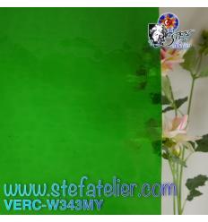"""Verre """"W"""" Mytic 343 Vert 27x26cm"""