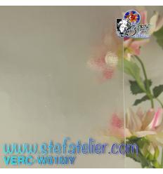 """Verre """"W"""" Mystic transparent 26x26cm"""