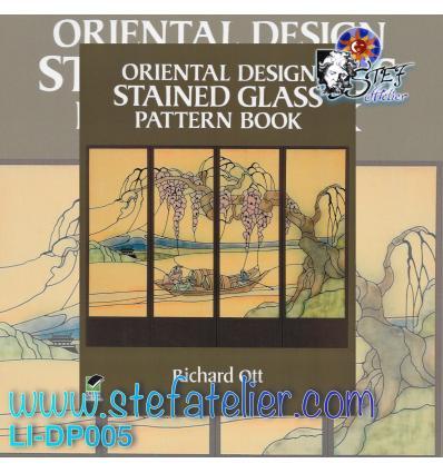 """Livre modèles """"Oriental design"""""""