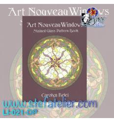 Livre art nouveau windows 60 pages de modèles