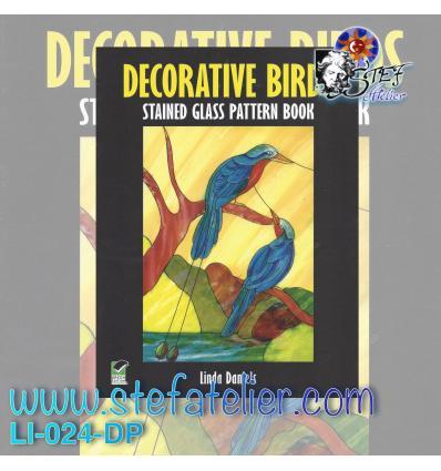 """Livres de modèles oiseaux """" BIRDS """""""