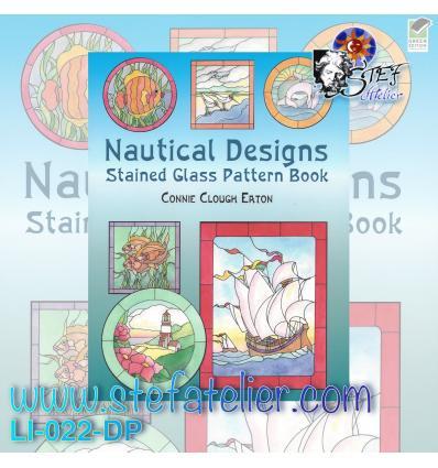 Livre decors maritimes 60 pages de modèles