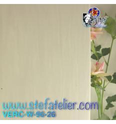 "Verre ""W"" Blancs opaque fusing 96SF 26x27cm"