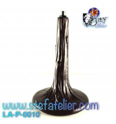 pied de lampe arbre 19cm