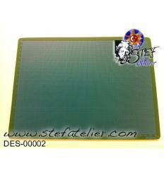 Planche de découpe pour découpe au cutter 20x28cm