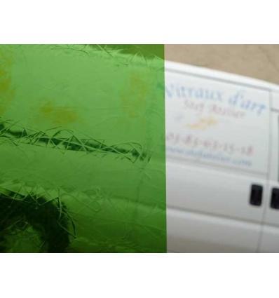 "Verre ""S"" Artique vert clair 30x30cm"