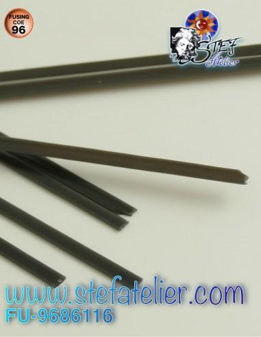 Stringers noodle gris charbon opaque...