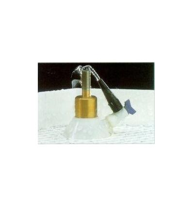 Meuleuse kristall 2000S : arroseur de broche de meulage