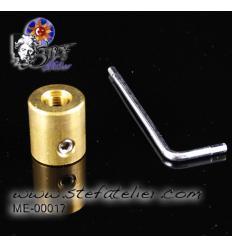 Foret accessoire : adaptateur pour foret de perçage sur meuleuse