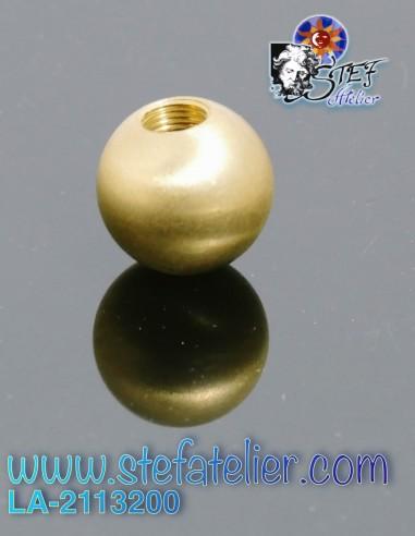 25mm ball terminal button