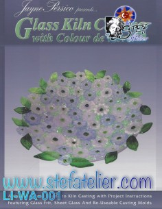 "Livre ""Glass Kiln Casting"""