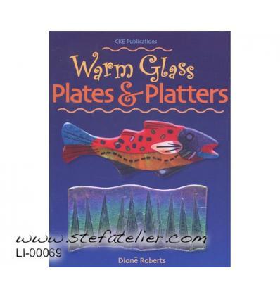 """Livre fusing """"plates et Platters"""""""