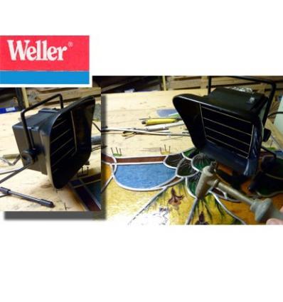 Aspirateur de fumée de soudure avec 3 filtres charbon actif