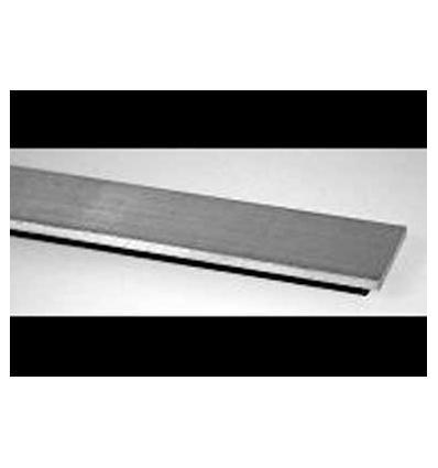 régle de coupe 40 cm aluminium antidérapante