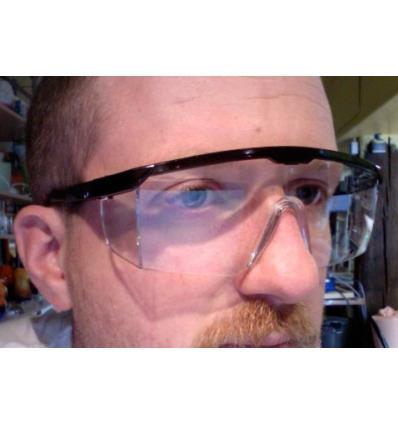 lunettes de protection des yeux