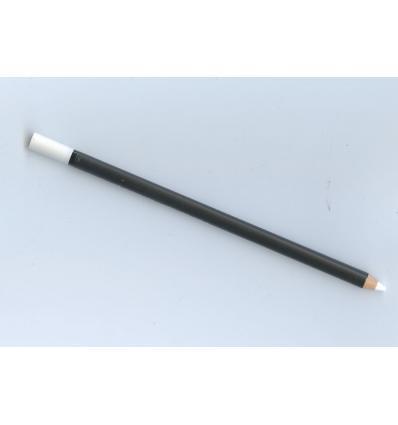 crayon gras blanc