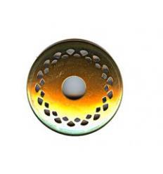 coiffe perforée D-5 cm pour lampe