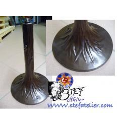 Pied de lampe Arbre 28cm