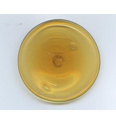 Cive de 6 a 7cm dia ambre foncé soufflée bouche