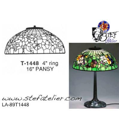 Modele Chapeau de lampe Odyssey Pensées 40cm