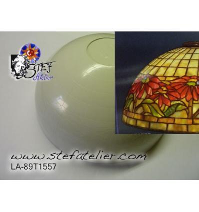 Modele Chapeau de lampe Odyssey Poisettia 40cm