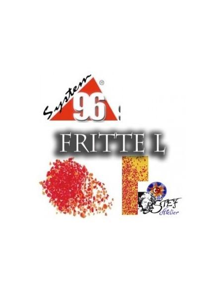 fritte grosse verre fusing S96