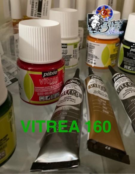 Glass painting Vitrea 160°C